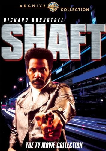 - Shaft: The TV Movie Collection (4 Discs)
