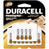 Duracell EasyTab Hearing Aid Batteries Size 312 (24 batteries)