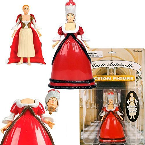 Accoutrements Marie Antoinette Action Figure by Accoutrements