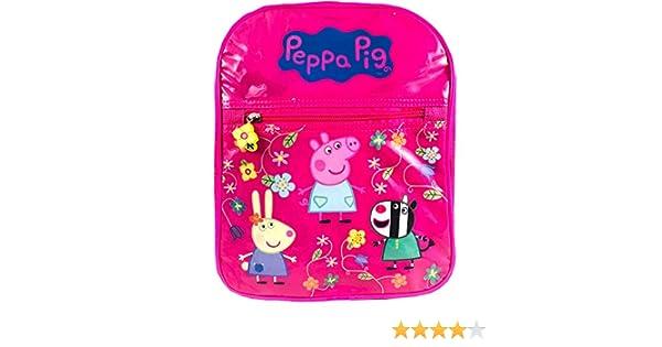 Peppa Pig Mochila Infantil 29x24x8cm
