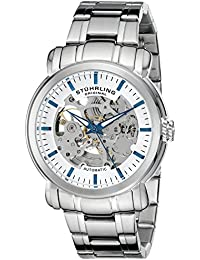 Mens 387.33112 Delphi Automatic Skeleton Stainless Steel Watch
