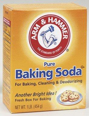 Arm & Hammer 01110 1 Lb Arm & Hammer Baking Soda