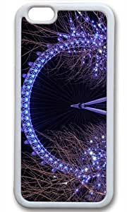 Buildings and Structures in London Case for iPhone 6 Plus TPU White by Cases & Mousepads