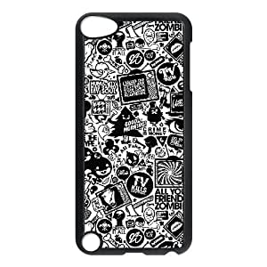 iPod Touch 5 Case Black Villain Characters Custom FDFNFDKND5639