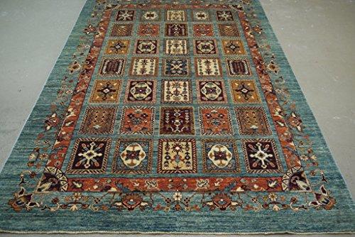 Babak's Oriental Carpets Chobi Ziegler Handmade Afghan Rug 8'5
