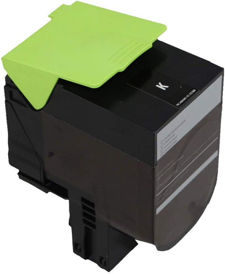 Compatible with Lexmark C540DN Toner Cartridge for Lexmark C543 C544dn C546dtn Cartridge Toner,4color