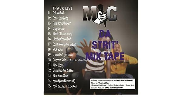 Bleke keti by MHoneyz and Jonny Kage feat  G  Cubez Upper X