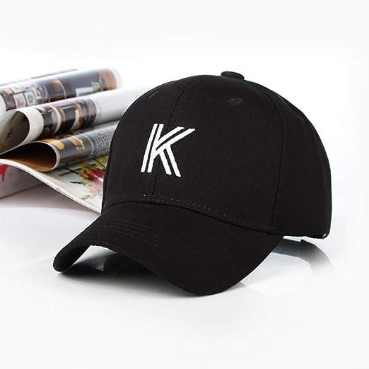 zhuzhuwen Versión Coreana de la Letra Bordada Sombrero de Pato ...