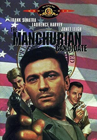 Amazon.com: The Manchurian Candidate (1962): Frank Sinatra ...