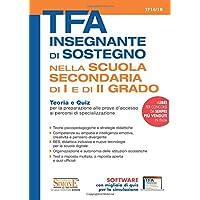 TFA Insegnante di sostegno - Nella scuola secondaria di I e II grado