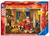 Ravensburger Santa's Caught 1000 Piece Christmas Puzzle