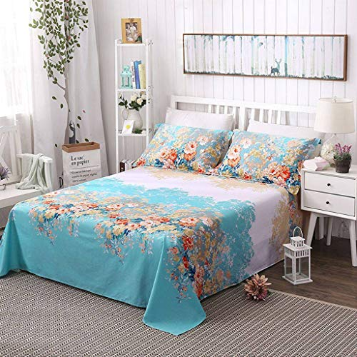QXJR Simple Bed Skirts,Bed Decoration,Valance Sheet Box lace Wrap Around Bed Ruffled Pleated Bedding Mattress - Ap Valance