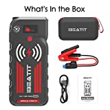 BEATIT G18 QDSP 2000Amp Peak 12V Portable Car Jump