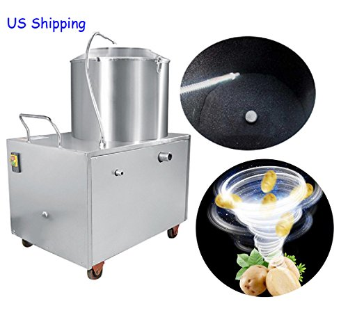 potato cleaner machine - 1