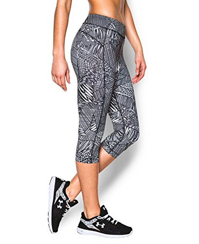 Under Armour Women's HeatGear Armour Printed 18