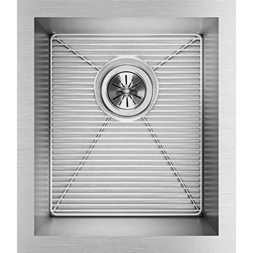 Elkay Crosstown EFU131610DBG Single Bowl Undermount Stainless Steel Kitchen Sink (Undermount Group Stainless Steel Sink)