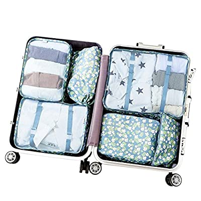 30%OFF Packing Cubes Luggage Organizers Travel Bags Bra Storage Clothing  Laundry Bag and Electronics e6ae2cf434