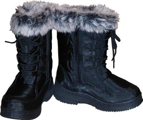 Woman Snow Waterproof breatheable Boots ANNA US Size:8 1p7MJrxa