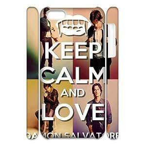 Hjqi - DIY Ian Somerhalder 3D Cell Phone Case, Ian Somerhalder Custom Case for iPhone 5C