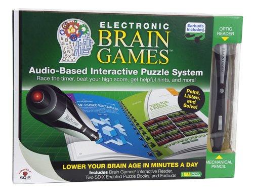 Electronic Brain Games (Electronic Brain Games)