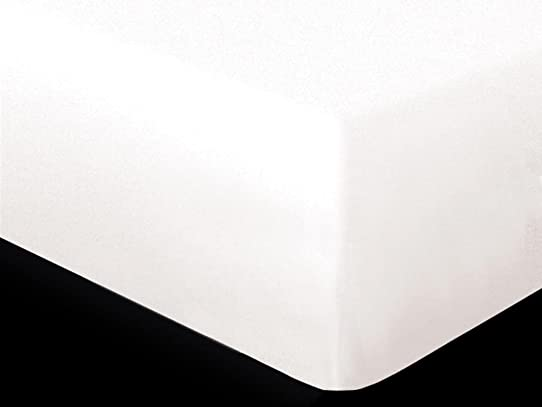 Soleil D'Ocre - Protège Matelas Imperméable 140X190 50% Coton 50