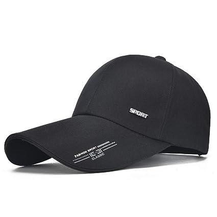 Harpily Gorra de Béisbol Casual Hats Hip-Hop Sombrero Sol al Aire ...