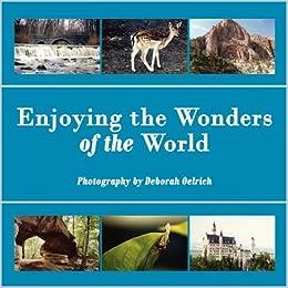 Book Enjoying the Wonders of the World