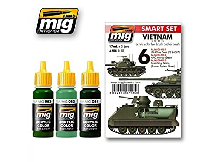 Ammo of Mig: Vietnam Colors: Amazon.es: Juguetes y juegos