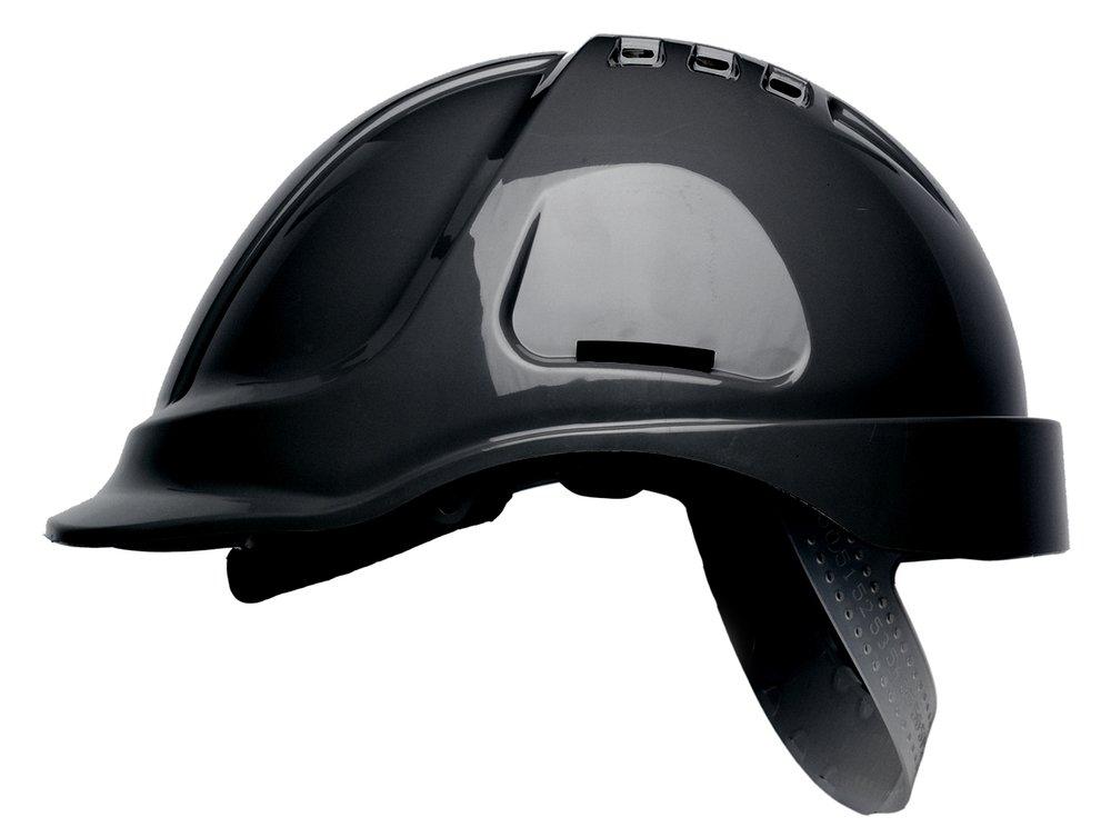 Scott Range HC600 VENTED HELMET BLACK 2023627