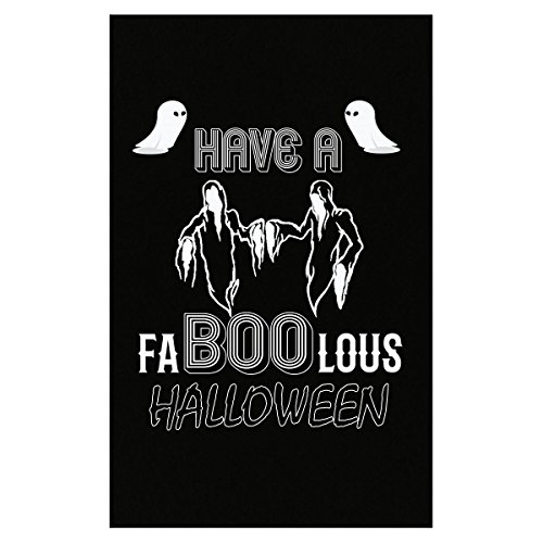 Have A Faboolous Halloween Awesome Gift For Halloween 2017 - Poster