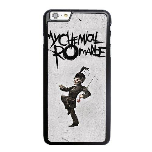 Coque,Coque iphone 6 6S 4.7 pouce Case Coque, My Chemical Romance Cover For Coque iphone 6 6S 4.7 pouce Cell Phone Case Cover Noir