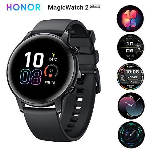HONOR Magic Watch 2 (42 mm Agate Black)