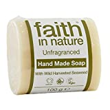 Best Creme of Nature In Natures - Faith in Nature Unfragranced Pure Hand Made Soap Review
