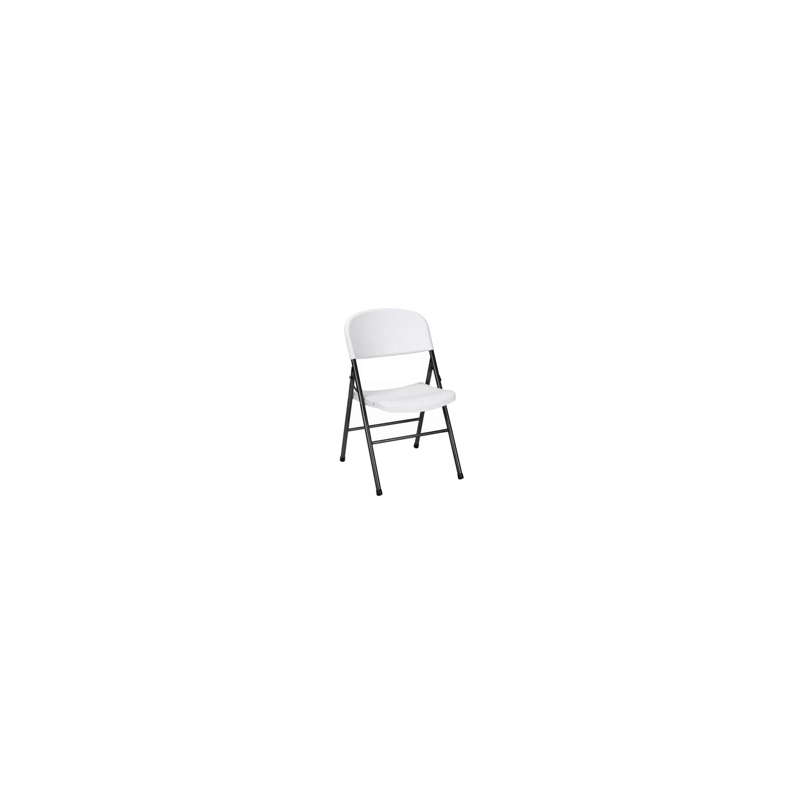 Cosco Inc 4 Packs WHT Speck Molded Chair