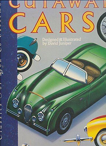 Cutaway Cars: Full Color Models of the Porsche Speedster, Cord 810, Mg Midget, and Seven Other Classics