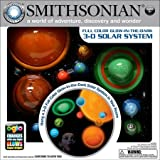 Smithsonian 3-D Hanging and Glowing Solar System by BLOSSOMZ
