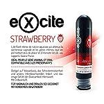 Excite-Gel-lubrificante-intimo-aroma-fragola-a-base-di-acqua-non-sporca-e-non-appiccica-Gel-intimo-per-donna-e-uomo-100-ml
