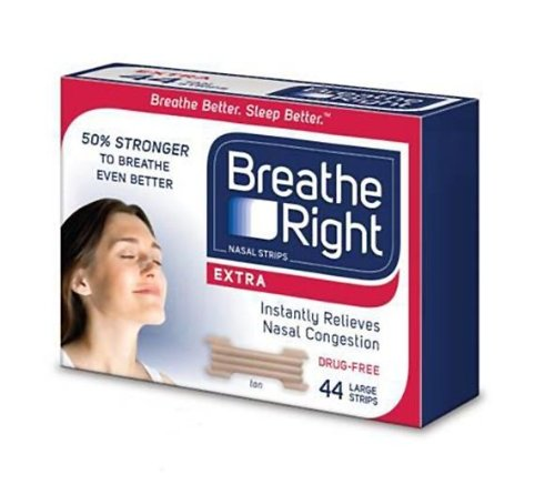 Breathe Right Extra Strength Strips product image