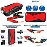 GOOD MEDIA 18000Mah Portable Car Jump Starter Booster Jumper Box Power Bank Battery Charger ✅