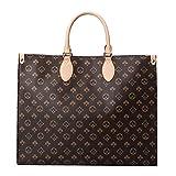 Women's Leather Handbag Tote Shoulder Bag Small