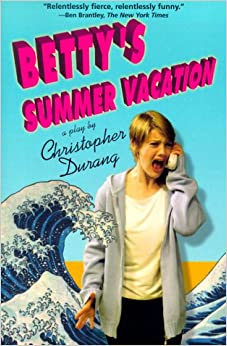 Book Betty's Summer Vacation