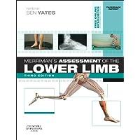 Merriman's Assessment of the Lower Limb: Paperback Reprint: PAPERBACK REPRINT
