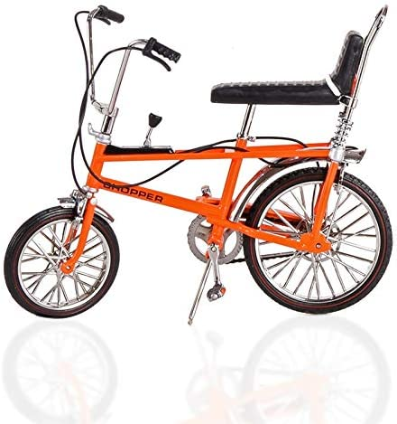 Raleigh Chopper Mk1 1:12 Scale Bike Model Toy, Collector's Item