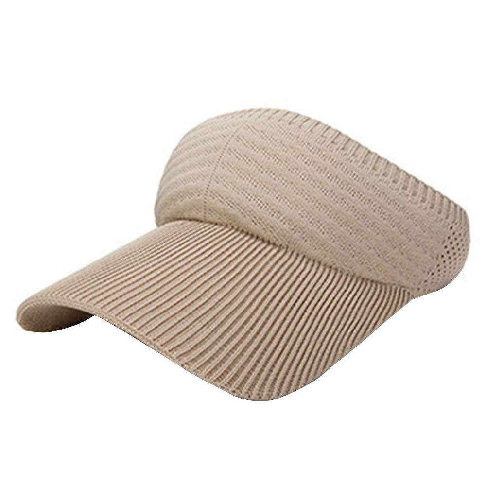 Dad Hat Black,Women Summer Sun Protection Outdoor Sports Baseball Tennis Cap,Khaki
