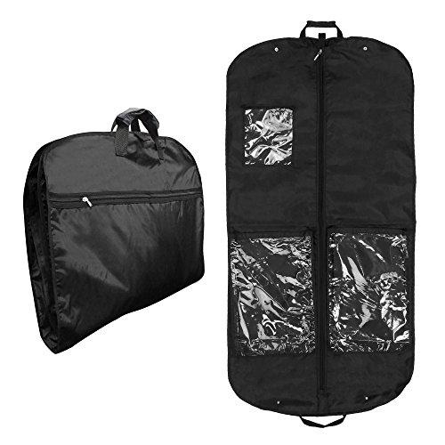 Hangerworld Single Black Nylon Carrier