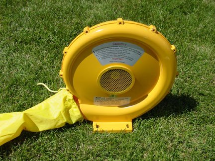 UL Certified Blower for Inflatable Bounce Houses and Water Slides by Bounceland (Image #1)