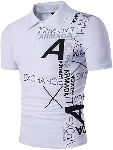 Camisas De Polo De Hombre, Hombre, Casual, Verano, Mode De ...