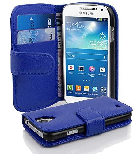 12 opinioni per Cadorabo–Book Style Custodia per Samsung Galaxy S4Mini (i9195)–Case Cover