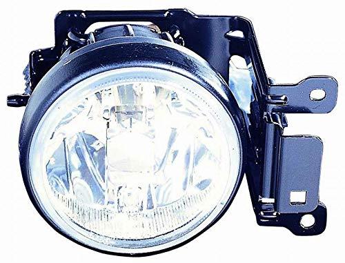 For 2000 2001 2002 2003 2004 Mitsubishi Montero Sport Fog Lamp Light Passenger Right Side Replacement MI2593111