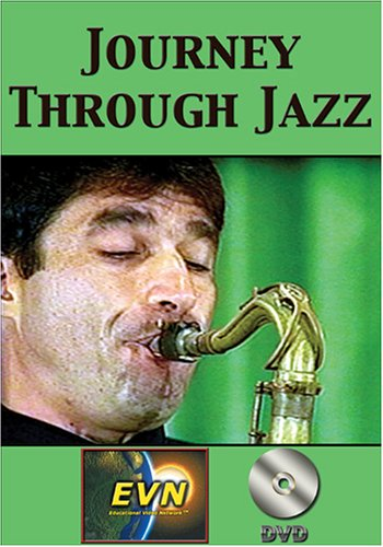 Journey Through Jazz DVD by Educational Video Network, Inc